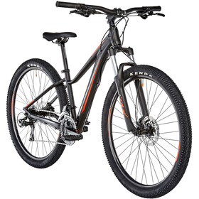 "ORBEA MX XS ENT 60 27,5"" Niños, black-bright red"